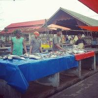 Photo taken at Pasar Bongoime by Marwan M. on 11/3/2012