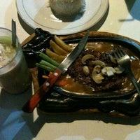 Photo taken at Sirlo Steak by Hendra R. on 10/16/2012