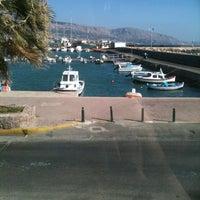 Photo taken at F/B Nissos Chios by Binnur on 8/7/2013