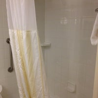 Photo taken at Hilton Garden Inn by Jennifer T. on 4/25/2013