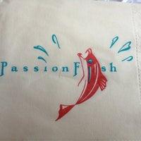 Photo taken at PassionFish by Jennifer T. on 7/13/2013