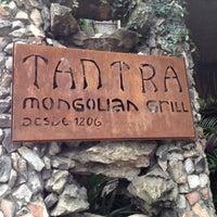 Das Foto wurde bei Tantra Restaurante von Reka R. am 11/3/2012 aufgenommen