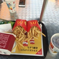 Photo taken at マクドナルド 21号穂積町店 by Zidm A. on 4/24/2015