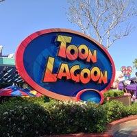 Photo taken at Toon Lagoon by DJ B. on 3/29/2013