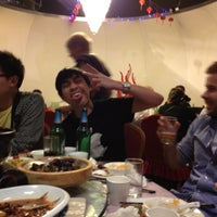 Photo taken at 悦宴美食坊 by Zhang on 9/15/2012