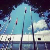 Снимок сделан в Конгрессно-выставочный комплекс «Сокольники» пользователем Бодрый М. 8/20/2013