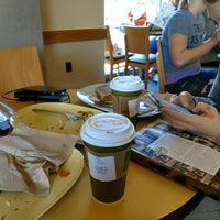 Photo taken at Panera Bread by Rob D. on 2/19/2017