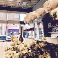 Photo taken at Elm Coffee Roasters by Jan B. on 10/14/2017