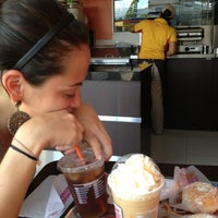 Photo taken at Dunki Donuts by Yezid P. on 6/17/2013