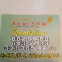 Photo taken at Pan De La Colina by Yezid P. on 7/12/2013