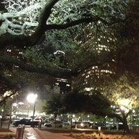 Photo taken at Market Square Park by Rainman on 3/29/2013