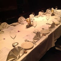 Photo taken at Morton's The Steakhouse by Ivana on 9/30/2012