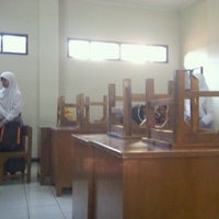 Photo taken at SMA Labschool UPI by M.Faizal D. on 10/30/2012