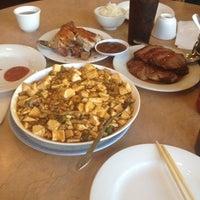 Photo taken at Hong Kong BBQ Restaurant by Jennifer C. on 6/18/2014