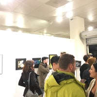 Photo taken at 1:AM Gallery by Alonzo on 1/20/2017