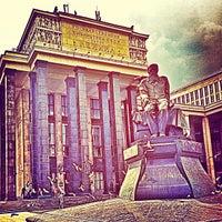 Российская государственная библиотека Библиотека в Москва  Снимок сделан в Российская государственная библиотека пользователем Анастасия В 6 25 2013