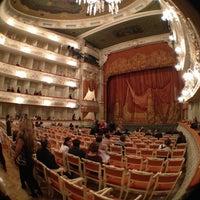 Снимок сделан в Михайловский театр пользователем Темыч 12/1/2012