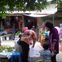 Photo taken at Pasar Baru Tuban by Mohammad A. on 8/14/2013