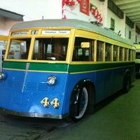 Снимок сделан в Музей городского электрического транспорта пользователем Julia S. 4/6/2013