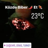 Photo taken at Cevdet KOÇALİ Bahçesi by Muhammed T. on 9/8/2017