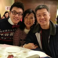 Photo taken at Honorary Family 裕滿人家 by Kevin C. on 12/25/2013