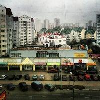 Снимок сделан в Ананас пользователем александр м. 11/22/2012