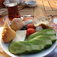 Photo taken at Aslı Börek by Ahmet on 9/21/2012