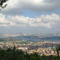 Photo taken at Big Çamlıca Hill by Emrullah bıyik @. on 8/9/2013
