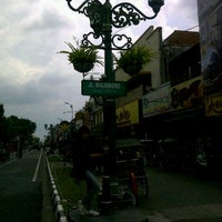 Photo taken at Malioboro by Eunchaa S. on 12/3/2012