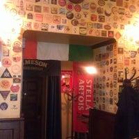 Снимок сделан в Irish Pub пользователем Kseniya S. 2/19/2013