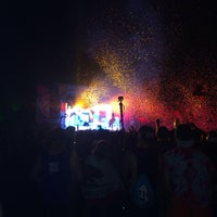 Photo taken at CounterPoint Music Festival by Emzee H. on 4/30/2014