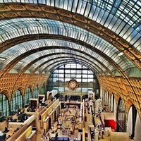 Photo taken at Orsay Museum by Kirill S. on 8/11/2013