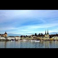 Photo taken at KKL Luzern by Kirill S. on 11/29/2012