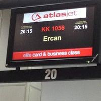 11/15/2012 tarihinde Filiz Ç.ziyaretçi tarafından Dış Hatlar Terminali'de çekilen fotoğraf