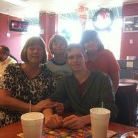 Photo taken at Taste Of Buffalo Pizzeria by September M. on 12/19/2012