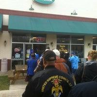 Photo taken at Taste Of Buffalo Pizzeria by September M. on 1/27/2013
