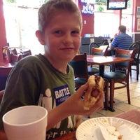 Photo taken at Taste Of Buffalo Pizzeria by September M. on 4/23/2014
