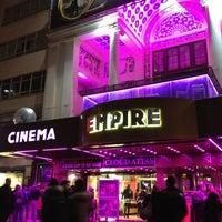 Photo taken at Cineworld by Carolina G. on 3/1/2013
