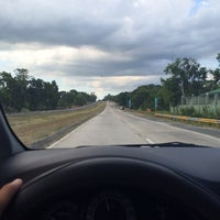 Photo taken at SLEX-STARTOLL diversion by Josh on 5/24/2014