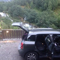 Photo taken at Lunde turiststasjon by Dagmara K. on 7/29/2014