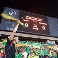 Photo taken at Stadium Mini Shah Alam by Ammar M. on 10/30/2016