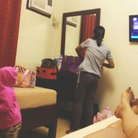 Photo taken at CBD Plaza Hotel - Naga City by Danna R. on 12/19/2014
