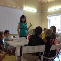 Photo taken at Павильон «Экология» by Olga S. on 8/16/2014
