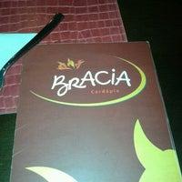 Photo taken at Bracia Parrilla Restaurante e Choperia by Deise A. on 12/18/2012