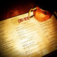 Photo taken at Cibo e Beve by Sarah B. on 9/20/2012