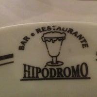 Photo taken at Bar e Restaurante Hipódromo by Felipe R. on 6/13/2013