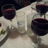 Photo taken at Vişne Cafe & Restaurant by Cem U. on 3/2/2013