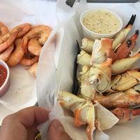 Photo taken at Eaton Street Seafood Market by Jeremiah H. on 11/23/2016
