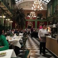 Снимок сделан в NH Collection Amsterdam Grand Hotel Krasnapolsky пользователем Jane 🎀 4/11/2013