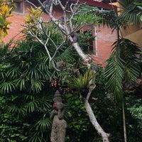 Photo taken at Wenara Bali Bungalow by Ola S. on 5/31/2016